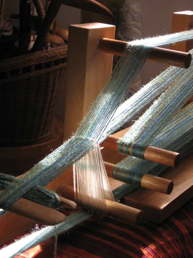Spinning Forth - Inkle Weaving videos